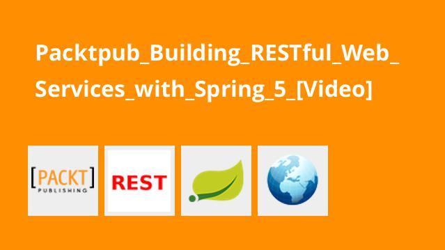 آموزش ایجاد سرویس های وبRESTful باSpring 5